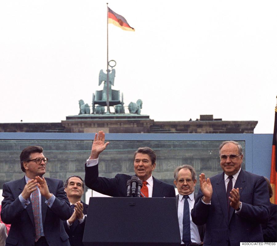reagan berlin wall