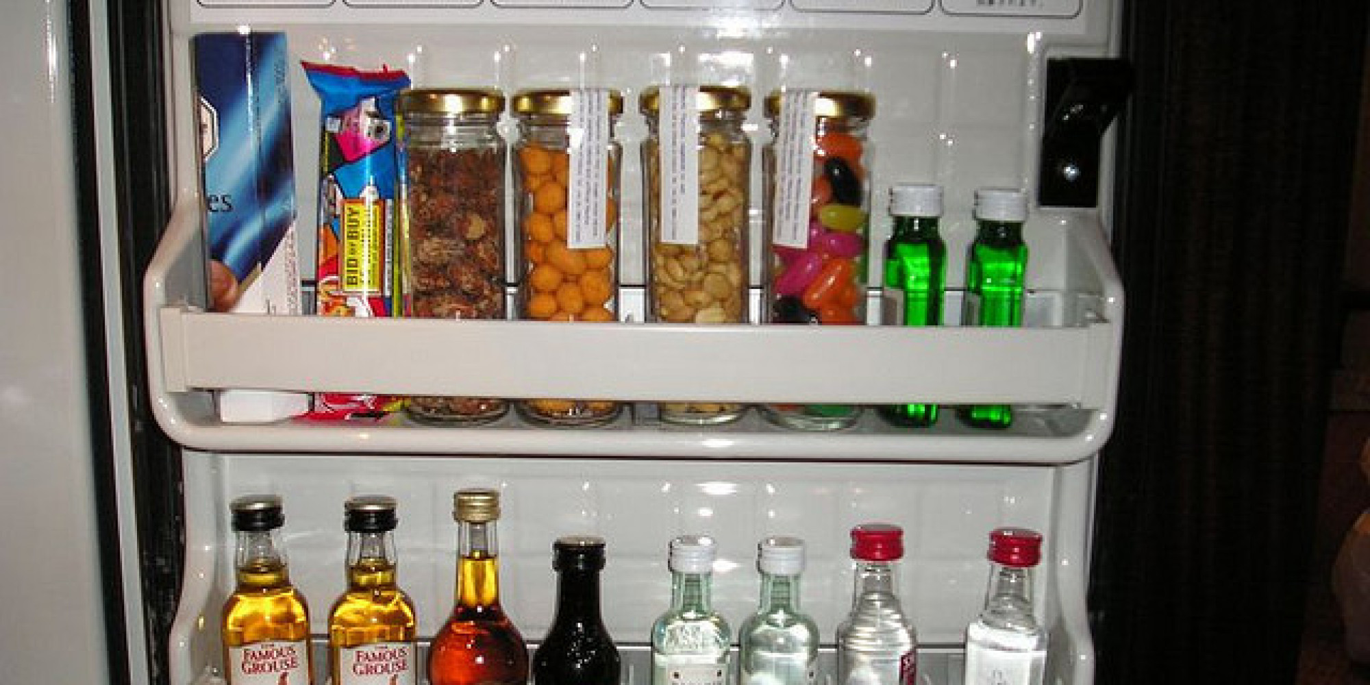 These Mini-Bar Markups Will Make Your Reconsider That M&M