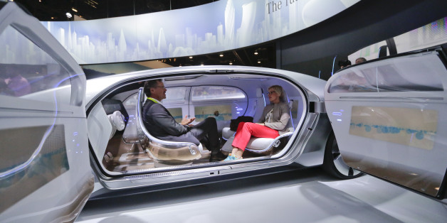 The Next Ten Years in Luxury Cars | HuffPost