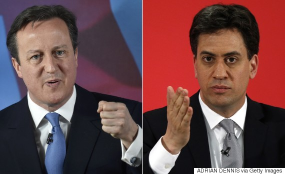ed miliband combination david cameron