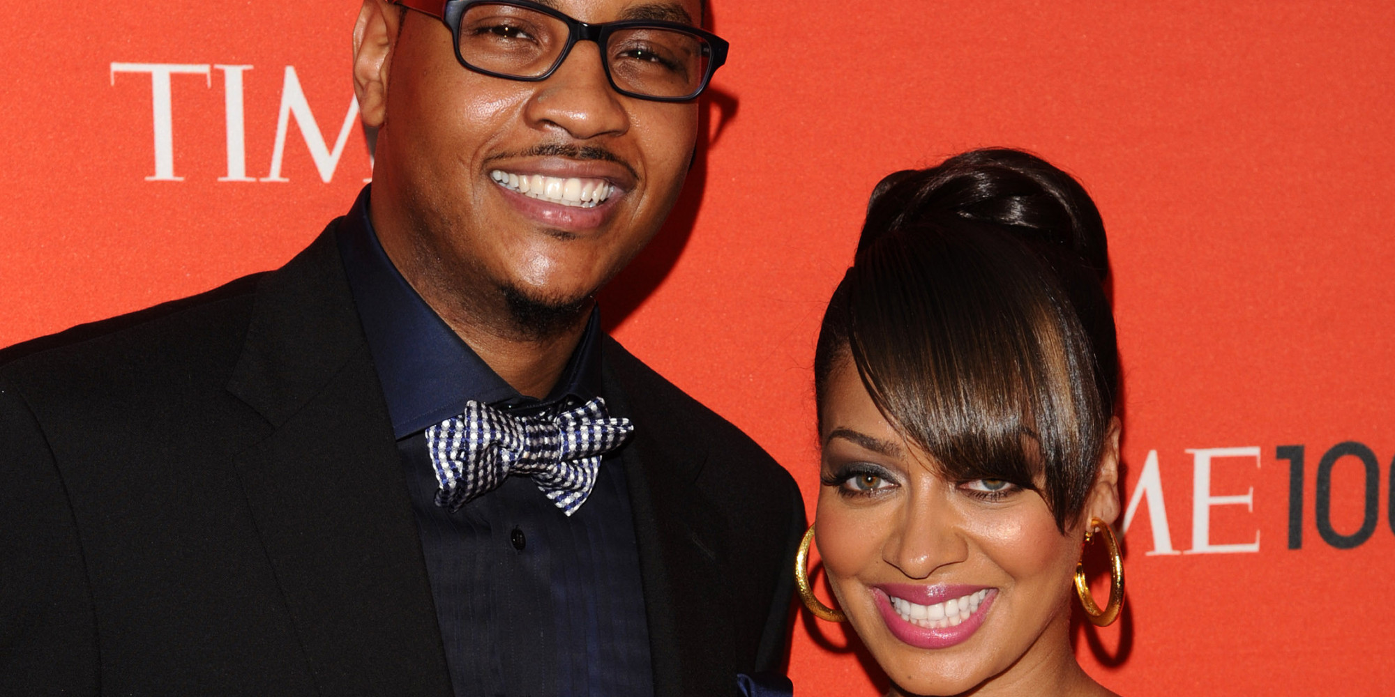 How La La And Carmelo Anthony Keep The Spark Alive While ...