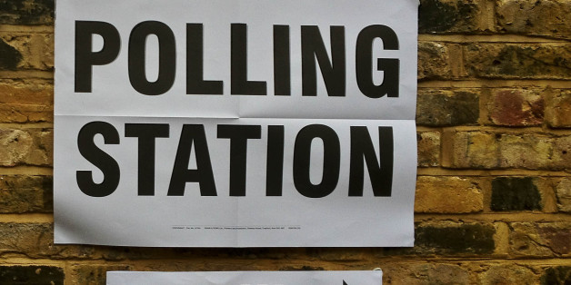 London mayoral elections 2012.