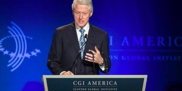 Le discours de Bill Clinton à Marrakech