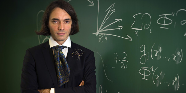 Cédric Villani, 'The Lady Gaga Of Mathematics,' Wants To Bring The Joy Of His Discipline To Everyone