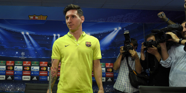 Les multiples significations du tatouage de Messi