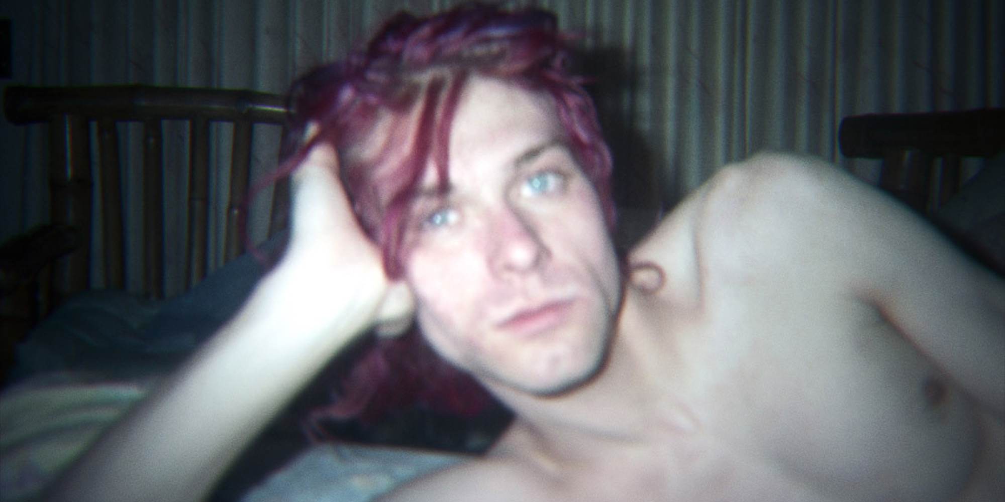 9 Things We Learned From The Kurt Cobain Doc Montage of Heck