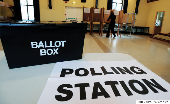 ballot box uk