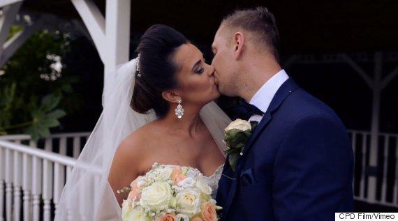 claire chris wedding