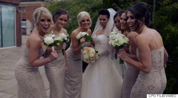 claire wedding