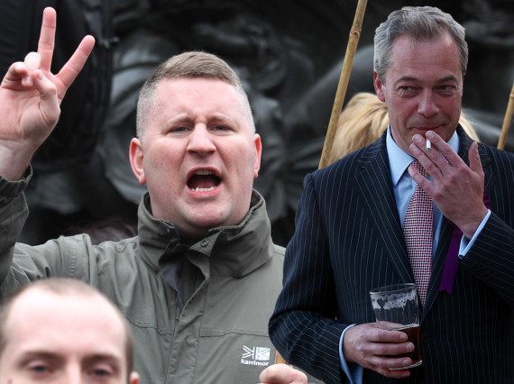 paul golding nigel farage