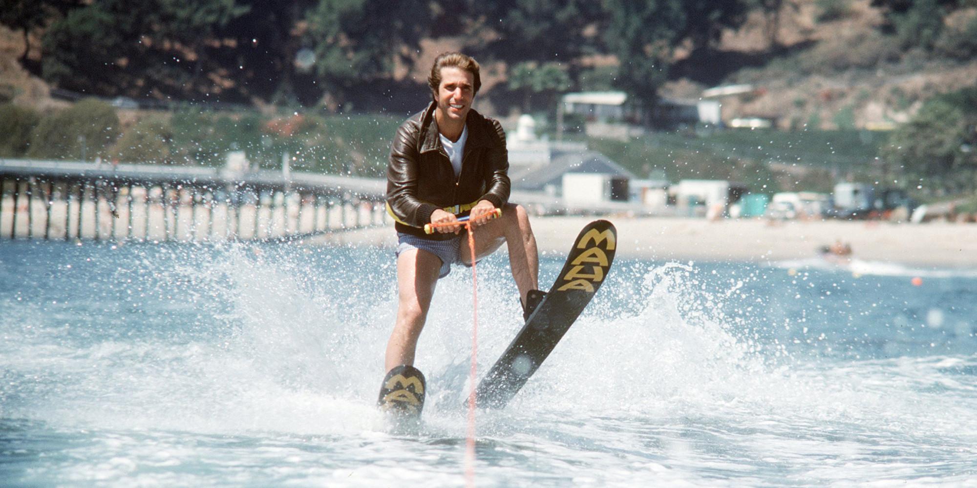 Henry Winkler Shares The Story Behind The \'Jump The Shark\' Scene In ...