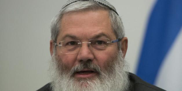 Israël: un rabbin d'origine marocaine au ministère de la Défense