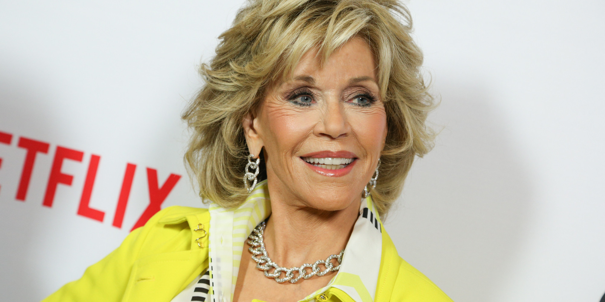 Flattering On Jane Fonda Wonder If My Virgin Hair Could Make This Work