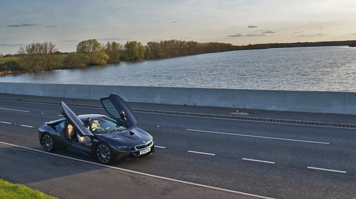 Bmw I8 Review Reinventing The Five Per Cent Huffpost Uk