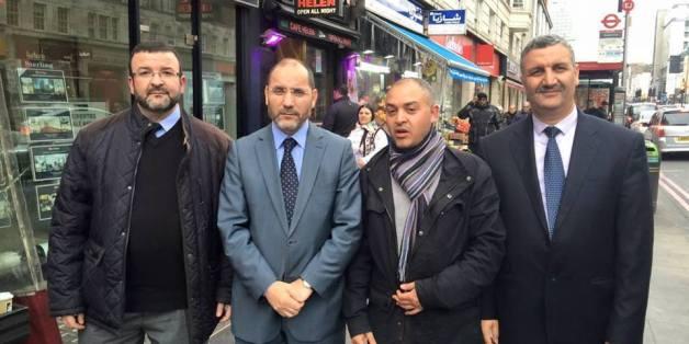 Abderrezak Makri était à Londres quand Soltani l'a chargé...