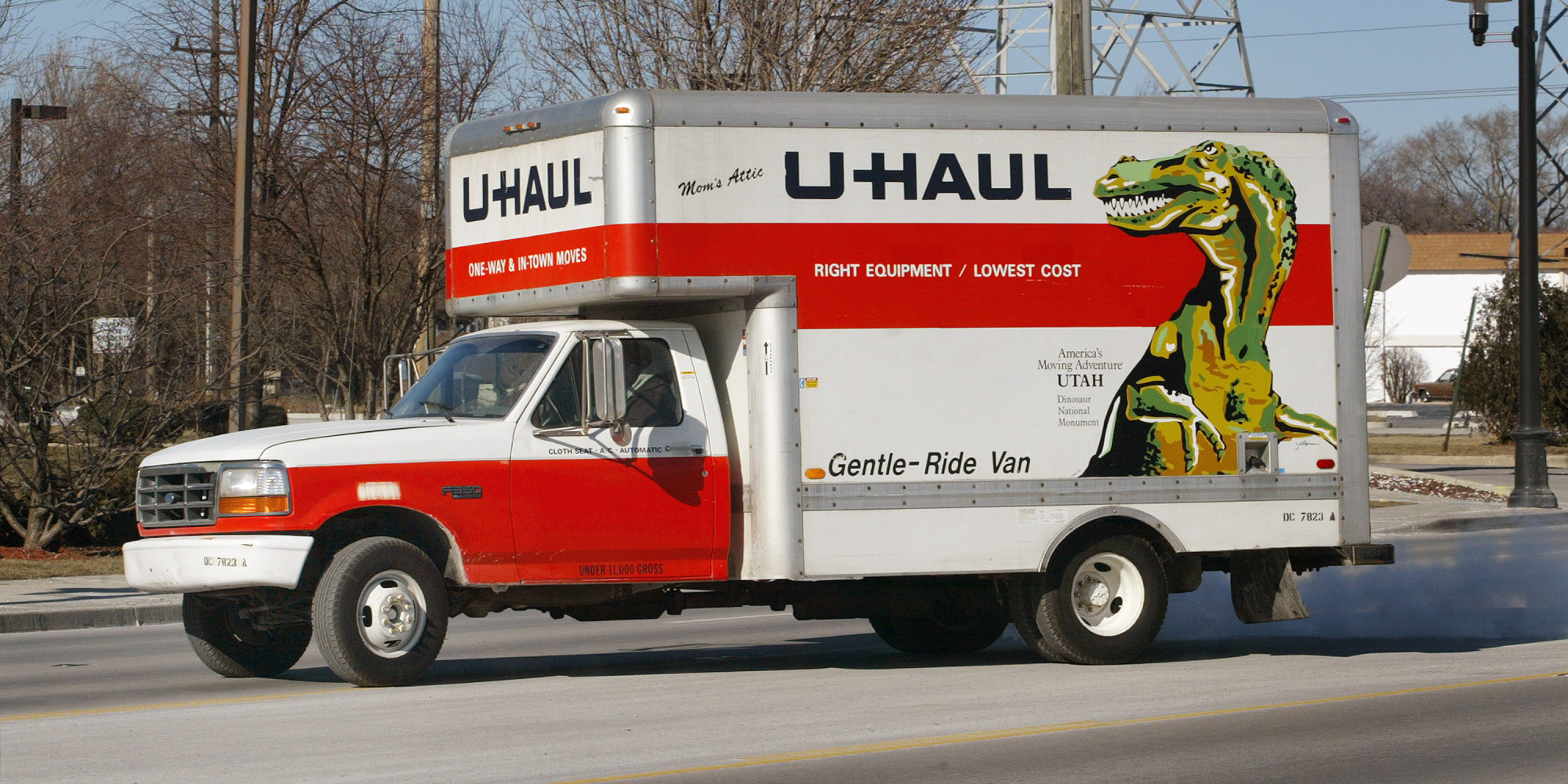 U Haul Quote Here's What A Lesbian Shouldn't Bring On A First Datea Uhaul