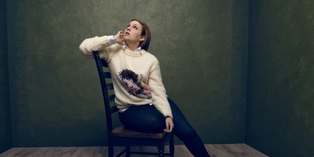 PARK CITY, UT - JANUARY 25:  Executive producer Lena Dunham of 'It's Me, Hilary: The Man Who Drew Eloise' poses for a portrait at the Village at the Lift Presented by McDonald's McCafe during the 2015 Sundance Film Festival on January 25, 2015 in Park City, Utah.  (Photo by Larry Busacca/Getty Images)