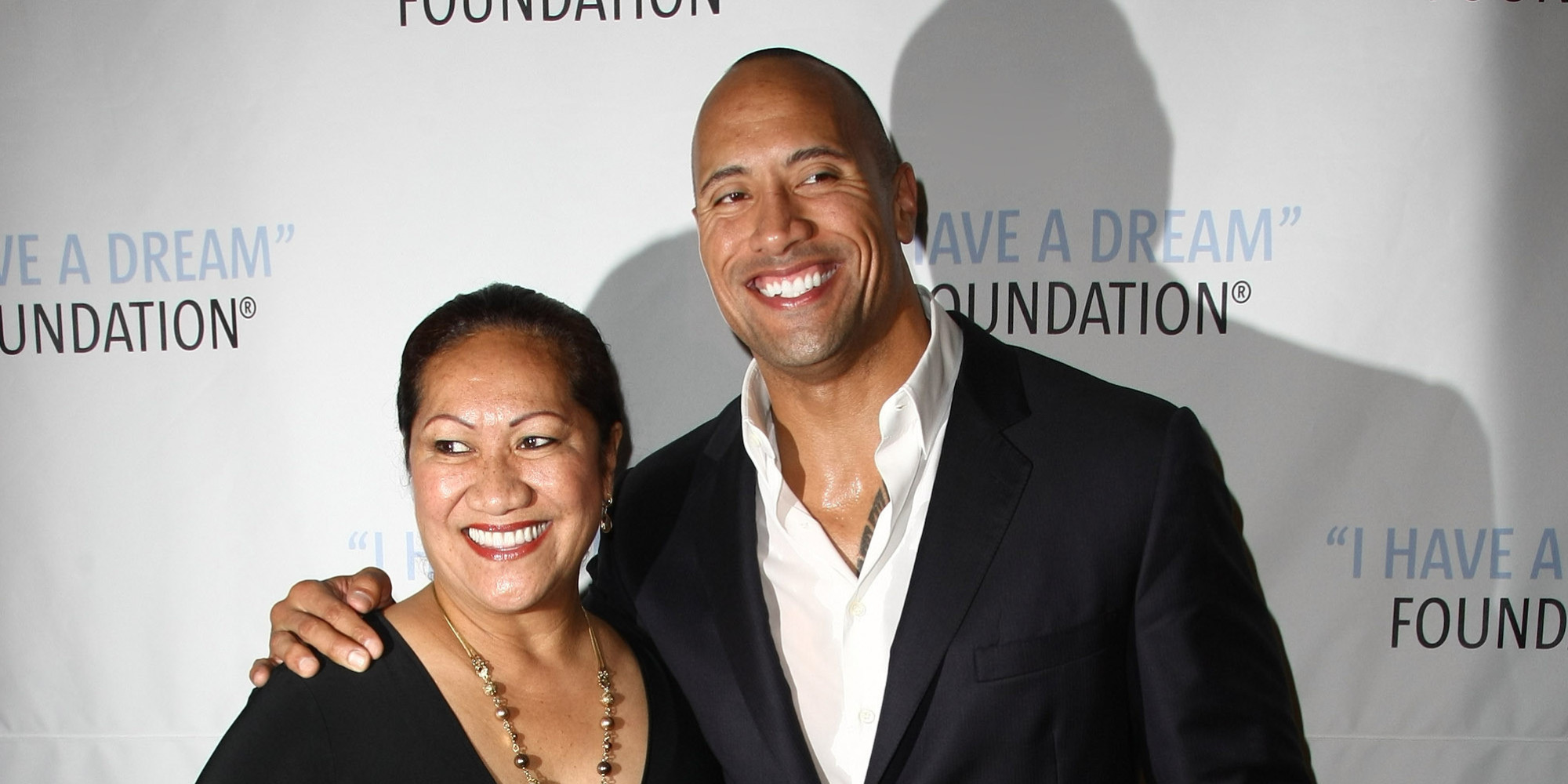 Dwayne The Rock Johnson Shares Emotional Mother S Day