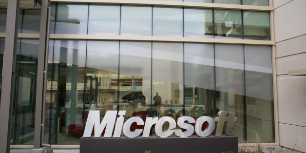"""These are photos from our visit to Microsoft's new Research building """"99"""" in Redmond, WA."""