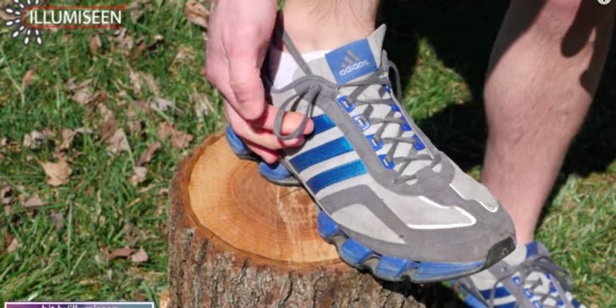 Those Mysterious Extra Shoelace Holes On Your Sneakers Actually Serve A  Brilliant Purpose | HuffPost