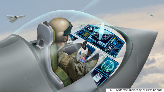 bae virtual cockpit