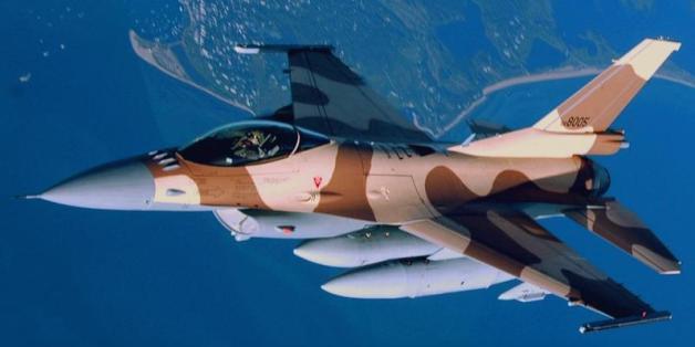 Ce que l'on sait sur la disparition du F-16 marocain au Yémen
