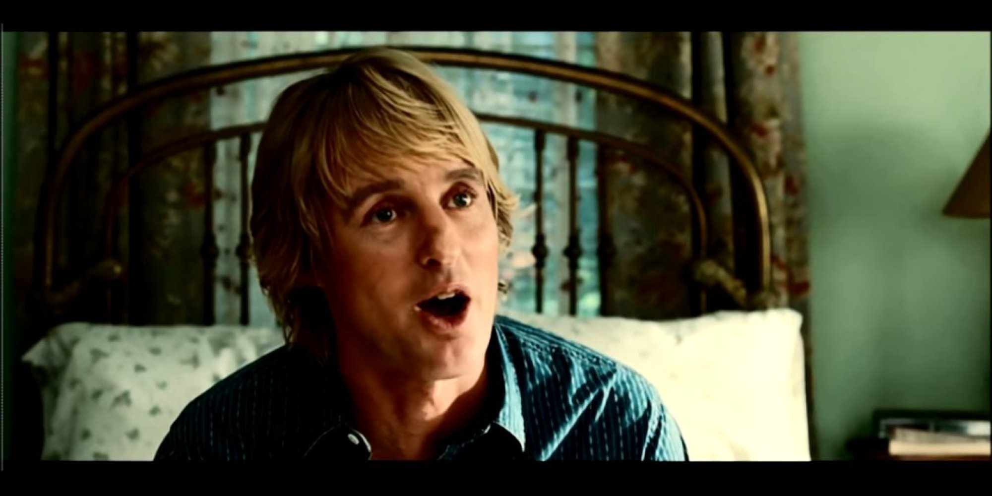 wow owen wilson says wow a lot in his movies huffpost