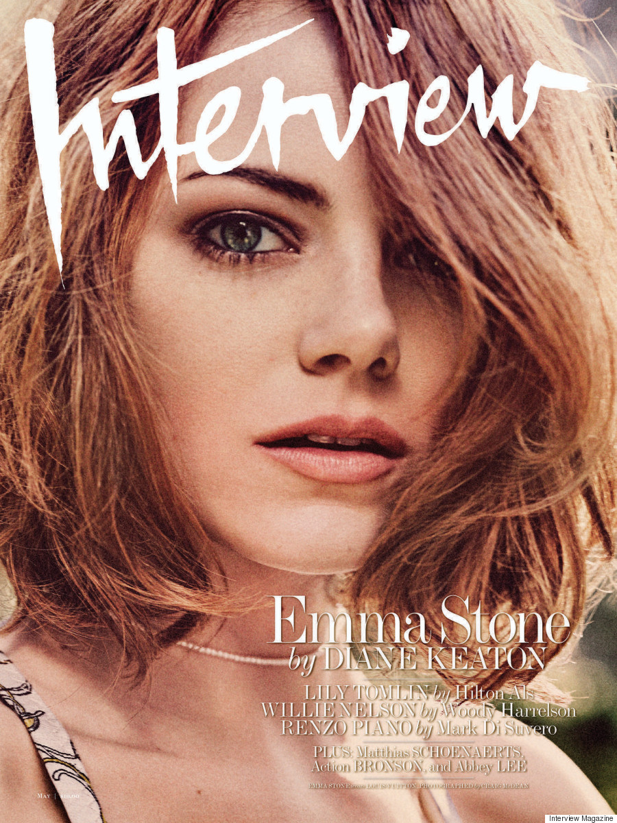 emma stone interview