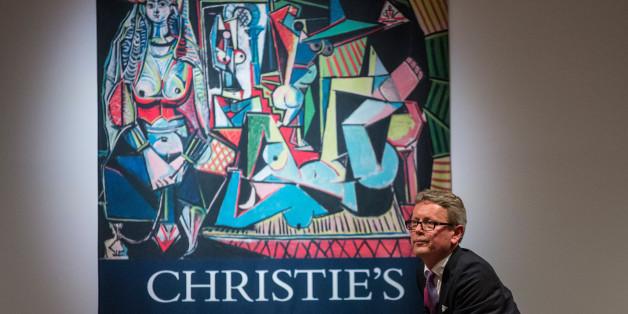Un Picasso vendu aux enchères plus de 179 millions de dollars, un record mondial.