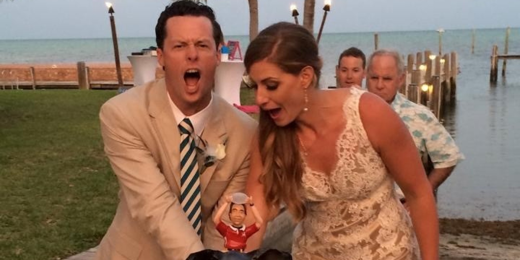 All Hail The Florida Bride Who Brilliantly Trolled Her Alabama Alum