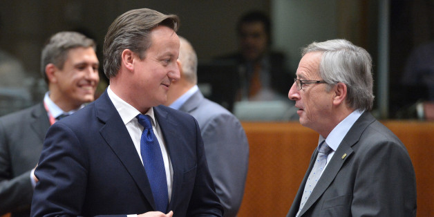David Cameron refuse la proposition de Jean-Claude Juncker d'instaurer des quotas de réfugiés en Europe.