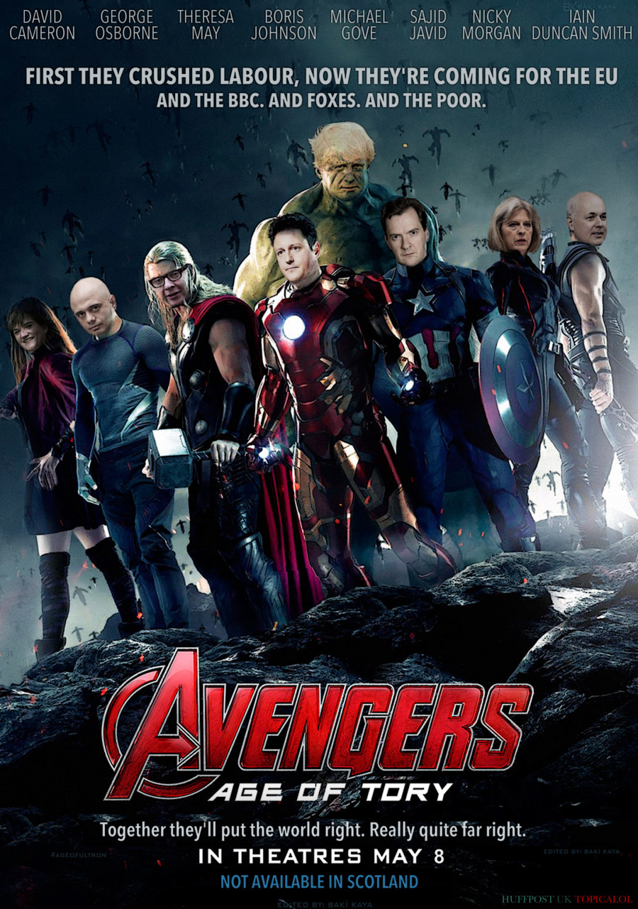 tory avengers