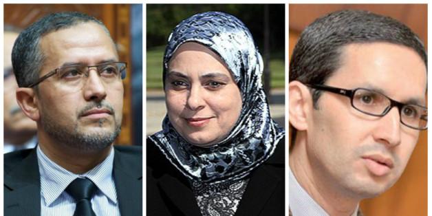 Choubani, Benkhaldoun et Guerrouj quittent le gouvernement