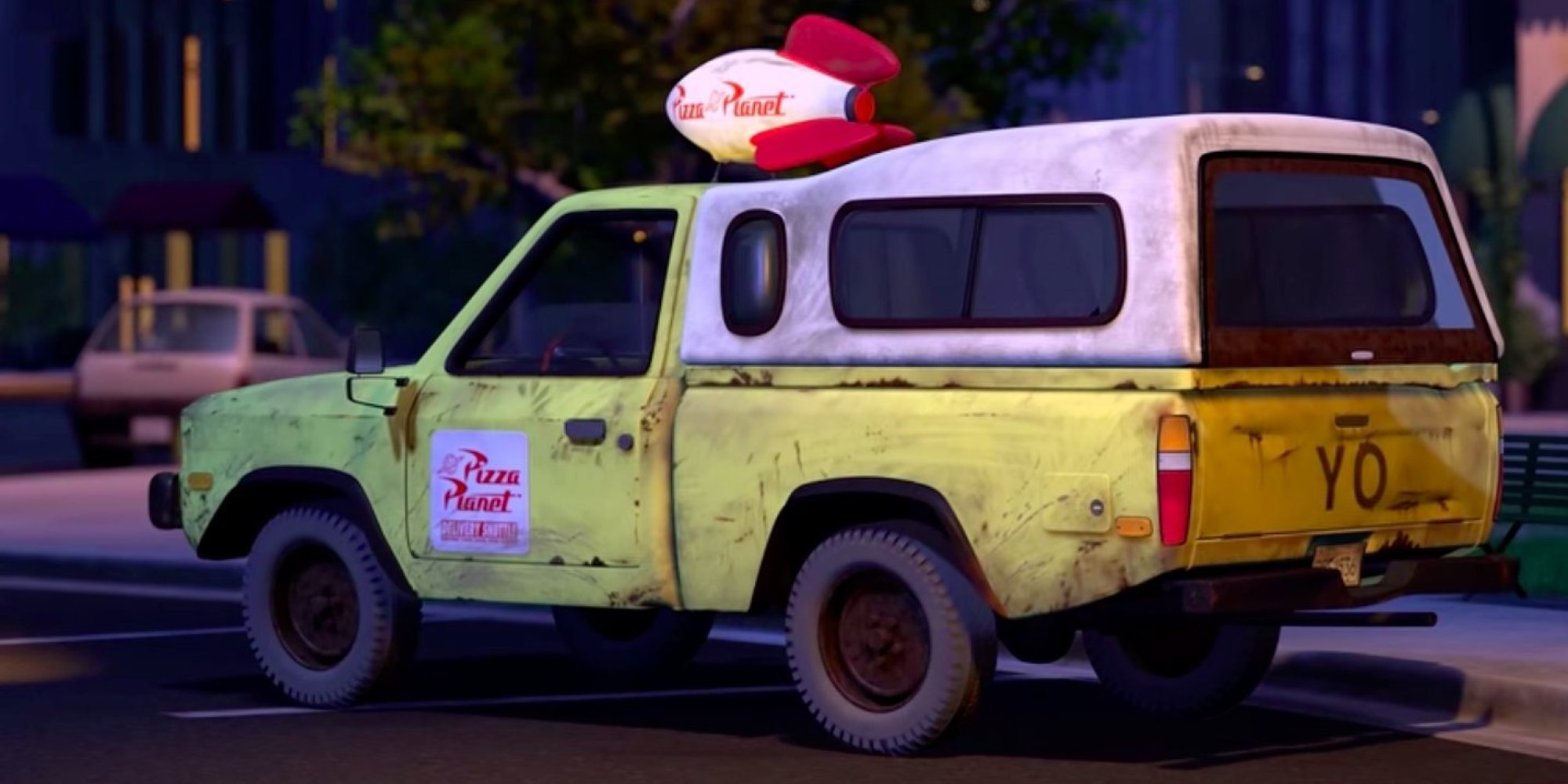 Brad Bird Addresses The Missing Pizza Planet Truck In 'The ...