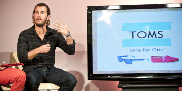 What Entrepreneurs Can Learn From Toms Shoes' Philanthropic Struggles And Comebacks