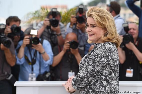 cannes film festival 2015 deneuve