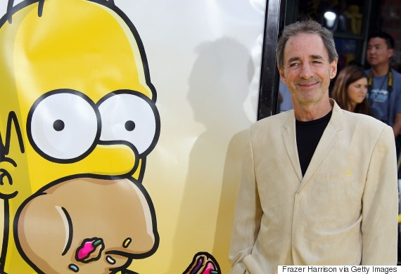 harry shearer the simpsons