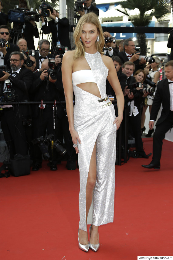 Cannes 2015 Fashion Doutzen Kroes Karlie Kloss And Bar