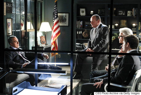 csi ted danson still