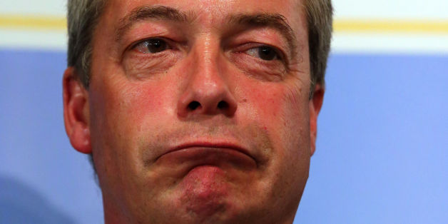File photo dated 8/5/2015 of Nigel Farage who has had his resignation as Ukip leader rejected by the party's national executive committee and he remains as leader, the party has said in a statement.