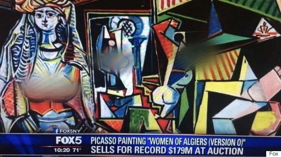 fox news picasso blur