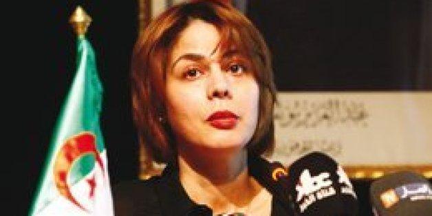 Iman Houda Feraoun, nouvelle ministre des TIC