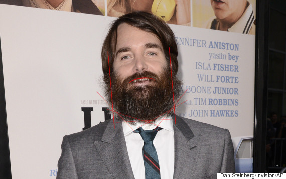 will forte beard trim