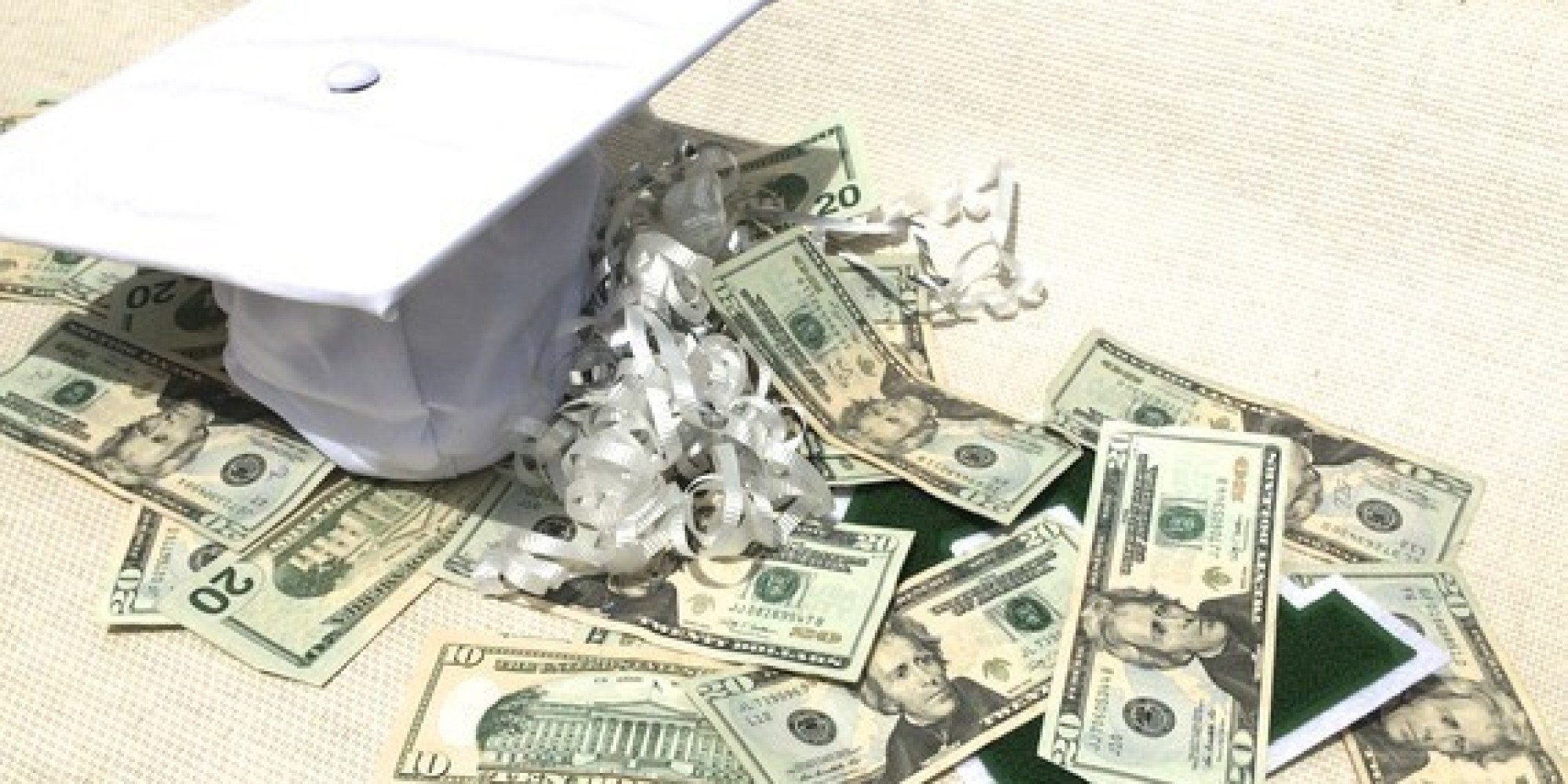 How To Make Cash the Perfect Graduation Gift | HuffPost