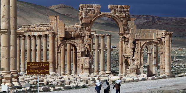 """""""C'est sûr et certain, nous allons reconstruire les deux temples (de Bêl et Baalshamin) à Palymre"""""""