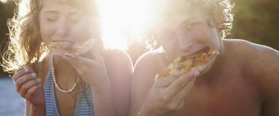 pizza ragazzi belli