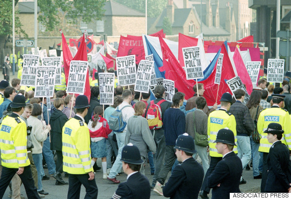 poll tax 1990
