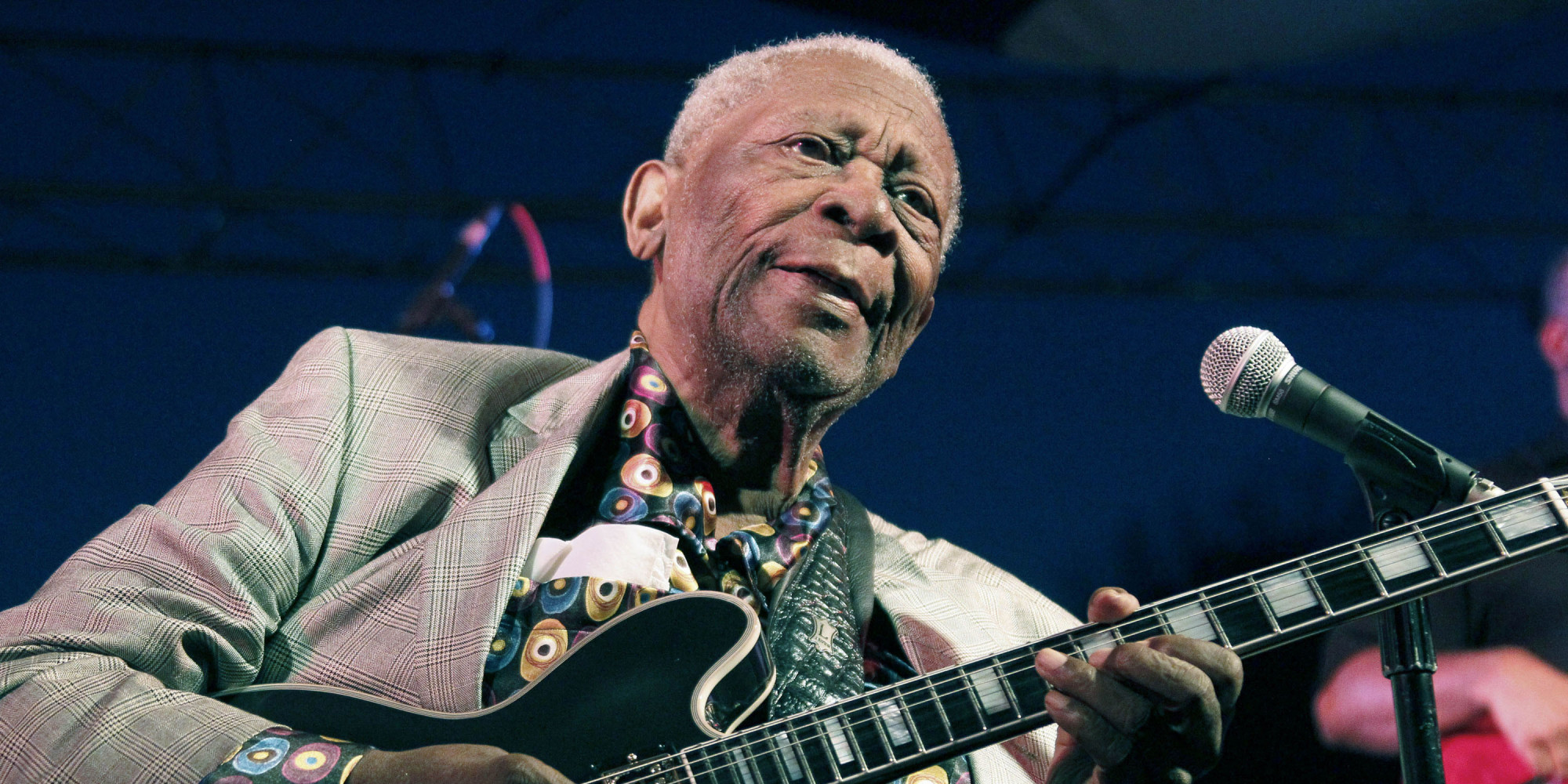 Died BB King 05/15/2015 74