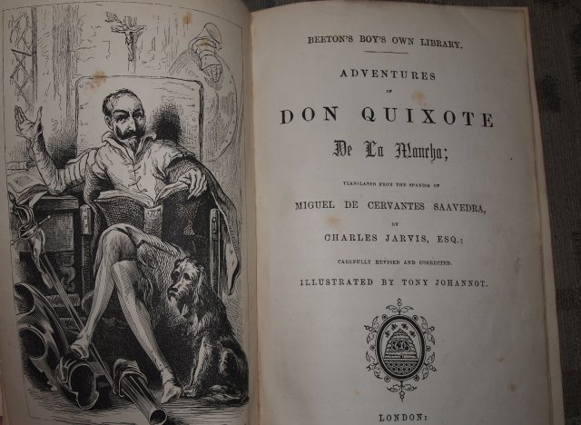 don quixote book