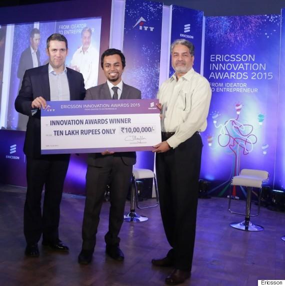 ericsson innovation award 2015